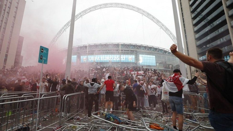 Image of Wembley euro 2020